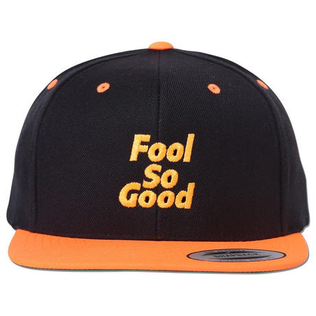 """Fool So Good"" Neon YP Snap Back Cap"