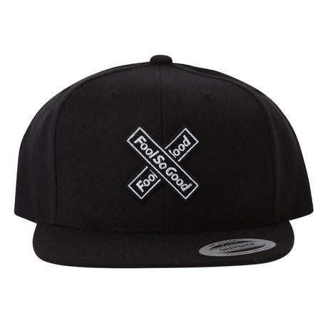 X Wappen Flat Cap