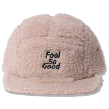 Fool So Good  Boa Fleece Jet Cap