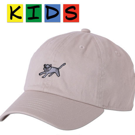 "KIDS ""Cat"" Curve Visor Low Cap"