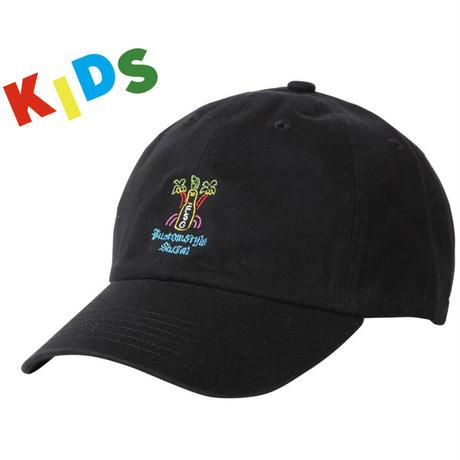 KIDS  Fool So Good x KUSTOMSTYLE  Neon Bottled Beer Curve Visor  Low Cap