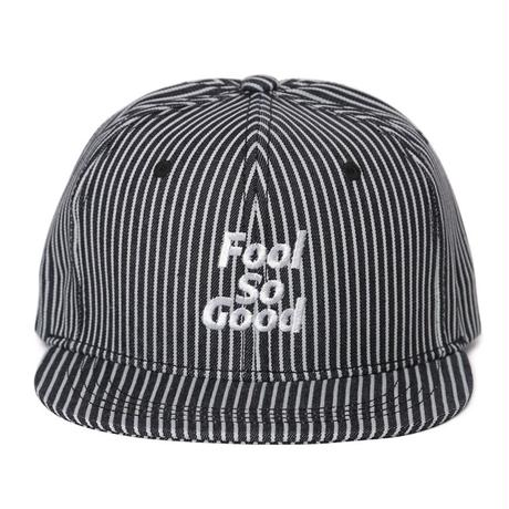 """Fool So Good"" Snap Back Cap 3"