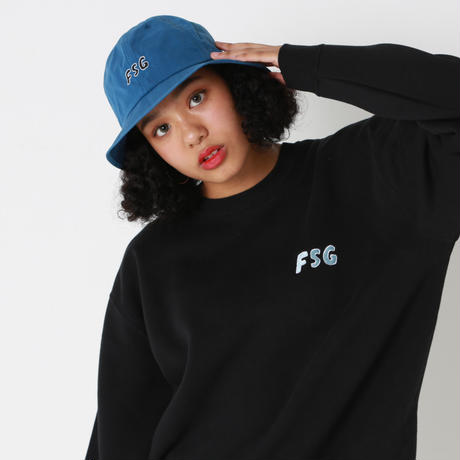 """FSG""Piping Logo Tennis Hat"