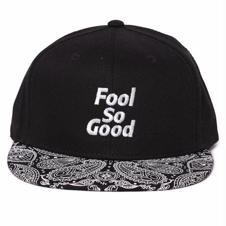 """Fool So Good"" Snap Back Cap 5"