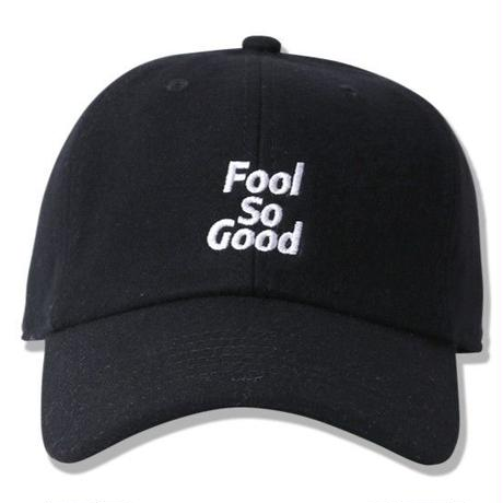 Fool So Good Wool Curve Visor Low Cap