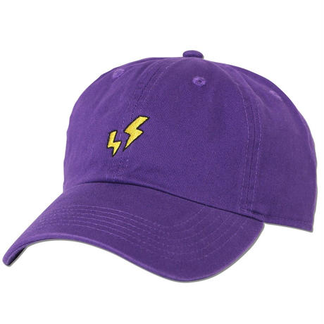"""Thunder"" Curve Visor Low Cap"