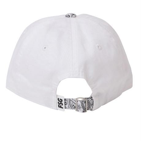 X Wappen Paisley Low cap