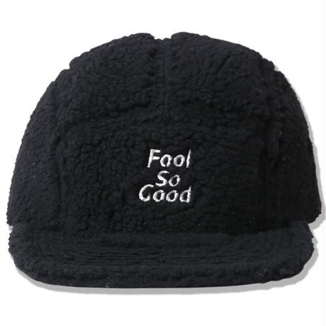 Fool So Good  Boa Fleece Jet Cap