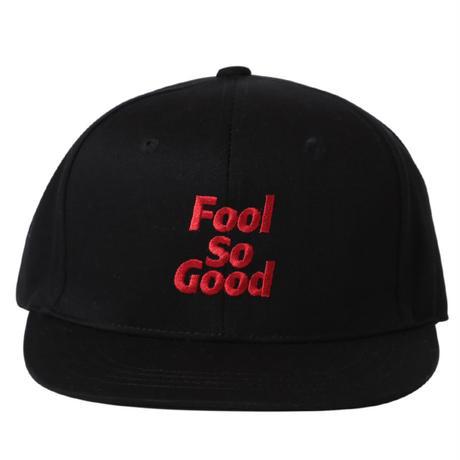 """Fool So Good"" Snap Back Cap  8"