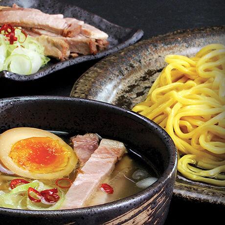 函館マメさん 塩つけ麺