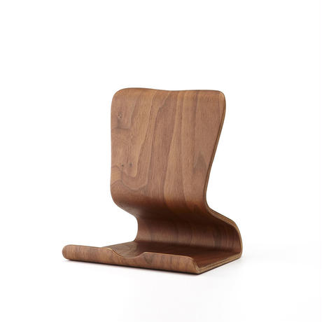 Desktop Chair - Walnut (Brown)