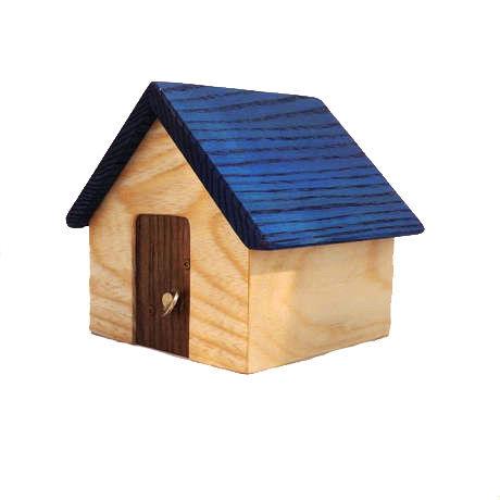 お家オルゴール(ブルー)
