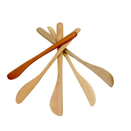バターナイフ(天然木)