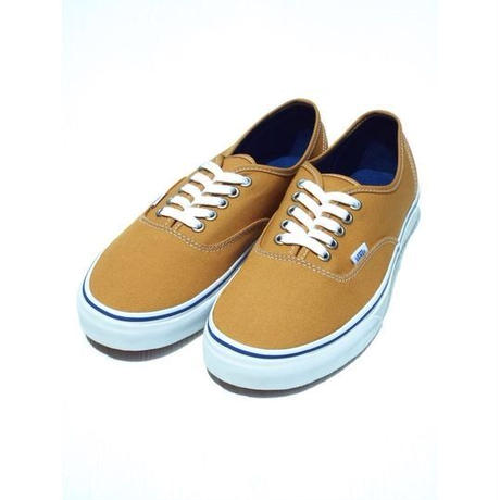 VANS AUTHENTIC 【AMBER GOLD】