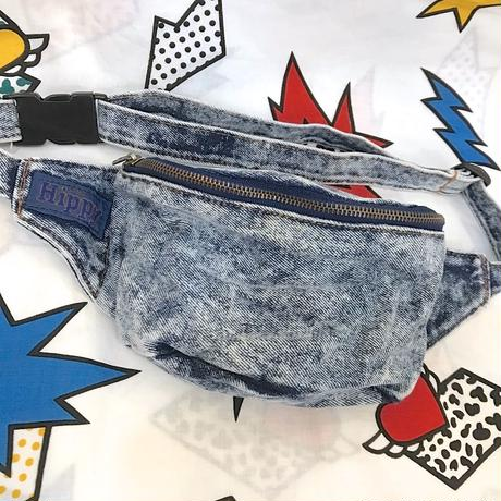 🌈CHEMICAL WASH WAIST POUCH🌈