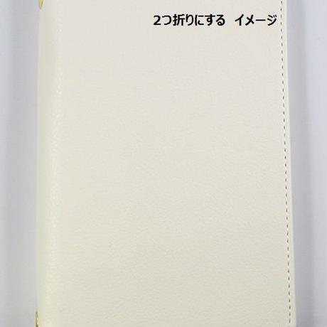 名入れオプション可!パスポートケース♡ローズレース&ステッチリボン柄♡(ティファニーブルー)