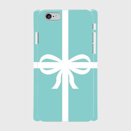 Android/ iphone Plus リボンギフトボックス柄♡スマフォケース・♪Android&iPhone 6Plus/6sPlus/7Plus/8Plus対応