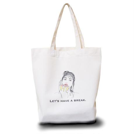 【再入荷】キャンバストートバッグ