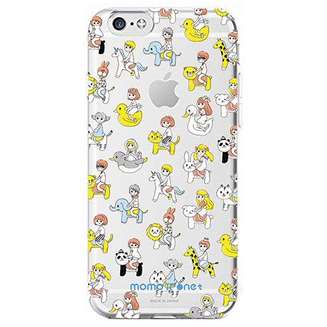 iPhone6/6Sケース 乗り物