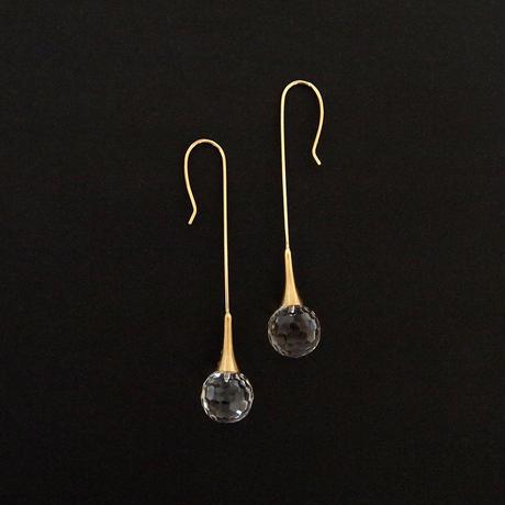 クォーツ スティックピアス  / Quartz Stick Earring Sets