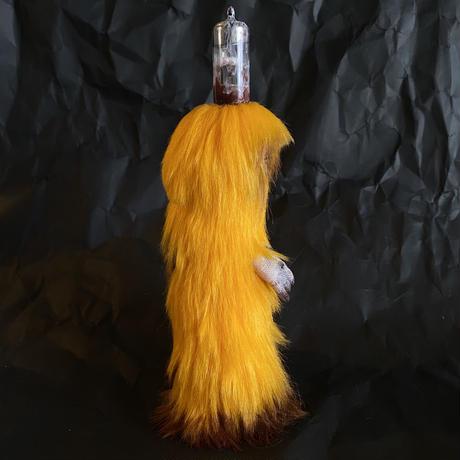 "JUNK MONSTER""AMPMAN"" / Yellow"