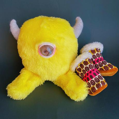 "Step monster""モノアイ""/yellow"