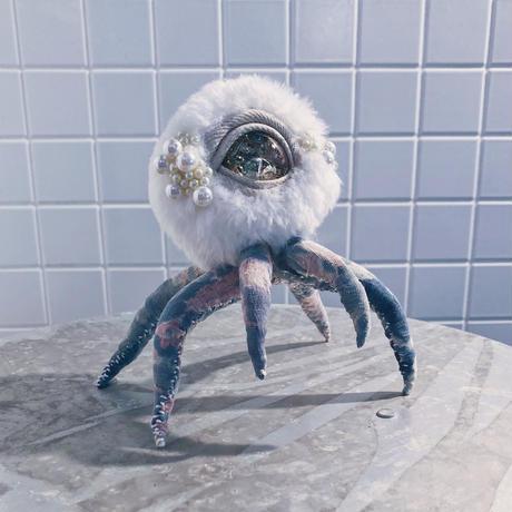 one eye baby monster