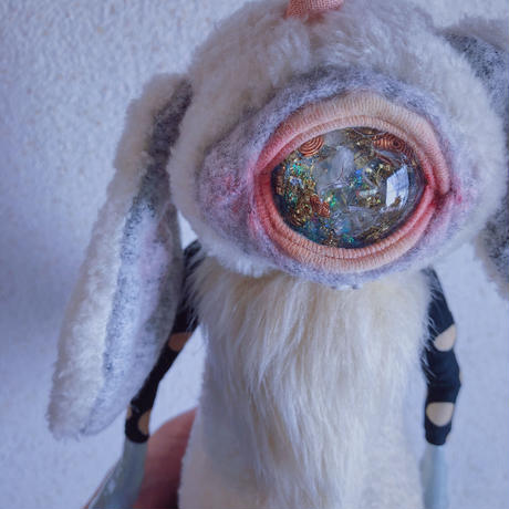 "big oneeye  rabbit ""IKKAKU"""