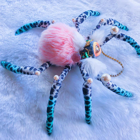 単眼蜘蛛RIRI