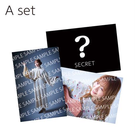 【上間江望】ブロマイド3枚セット(配送予約販売)