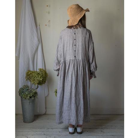 女の子ワンピース  / テラコッタ 【web価格】
