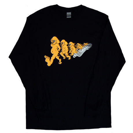 EVOLUTION  Long Sleeve Tee