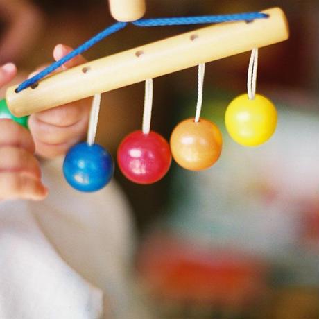 〈0ヶ月-〉【ベビー/音の玩具】〈3ヶ月-〉【ベビー/動きの玩具】ベビーボール※入荷未定