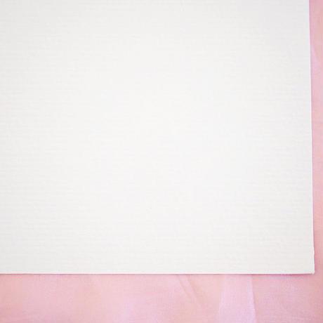 【水彩絵の具用品】ぬらし絵用 水彩画用紙 薄10枚セット