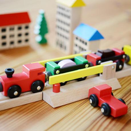 【MICKI/追加レール】踏切とトラック