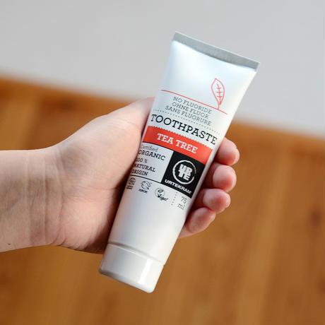 【歯磨き粉】ウルテクラム ティートゥリー 歯磨き