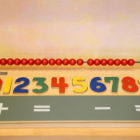 ※取り寄せ品/納期:1週間-10日程※【園・団体向け】TAG 数えるレディネス教具 (4才-)