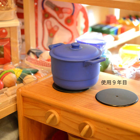 〈1才半-7才〉ASCO 蓋つき両手鍋