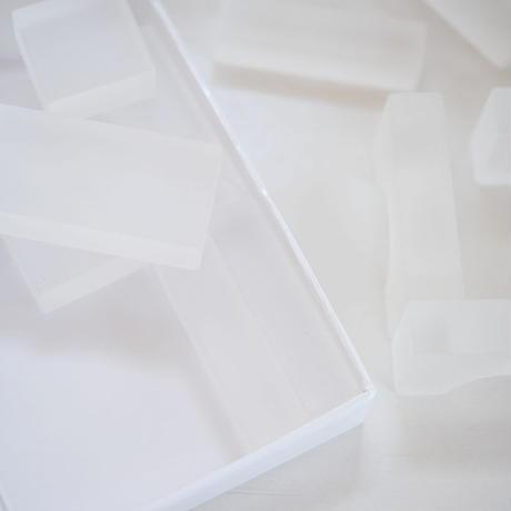 〈4才-〉Lumiブロック ホワイト (28ピース)