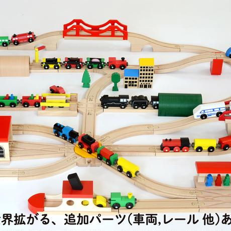 【MICKI/レール用パーツ】駅止2ヶセット
