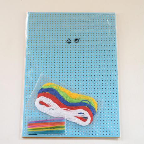 〈5才-8才〉ステッチカード