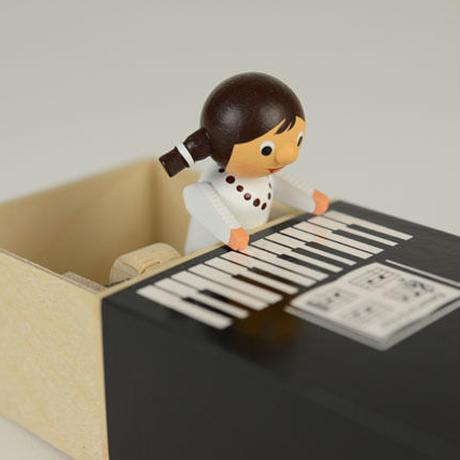 〈6才-大人〉【オルゴール】ヴェルナー ポップオルゴール ピアノ女の子