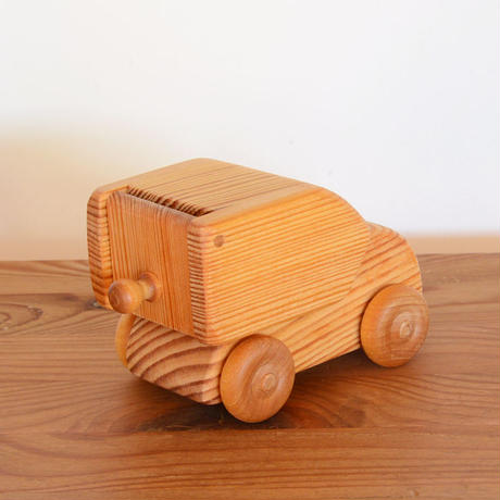 〈1才-〉北欧の郵便車 (小)