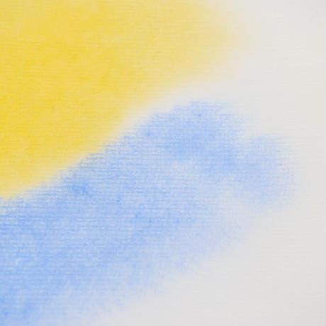 ※取り寄せ品※【水彩絵の具用品】ぬらし絵用 水彩画用紙 薄200枚セット