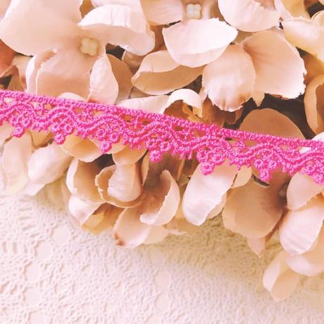 レースブレード Fuchsia pink