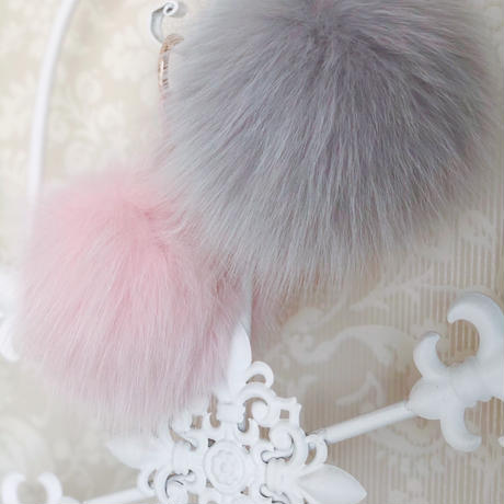 Fox fur BONBON