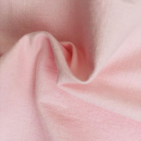 linen cotton  baby  pink