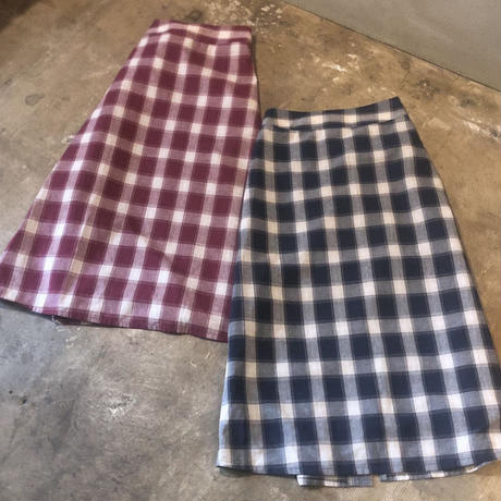 select check skirt
