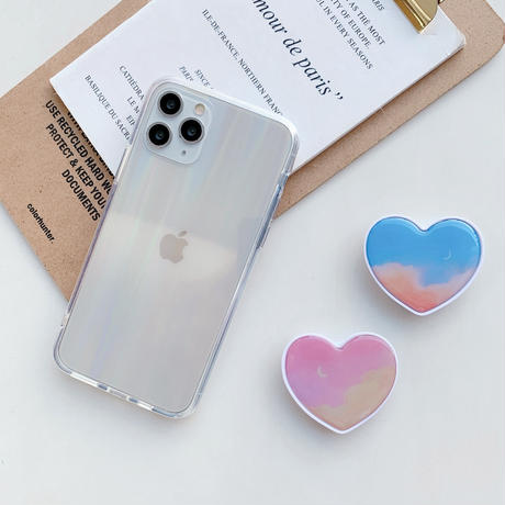 【C300】★ iPhone SE/11/11Pro/11ProMax/7 / 7Plus/8/8Plus / X/ XS / XR /Xsmax ★  ケース love grip 付き