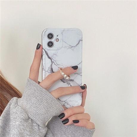 【C886】★ iPhone 12/11/Pro/ProMax /7/8Plus/ X /XS /XR/Xs max★ シェルカバーケース マーブル